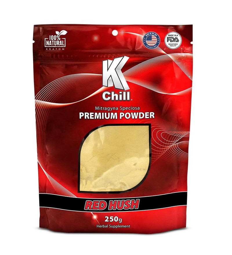 K-Chill 250g Red Powder - Progressive Discounts Available! - K-Chill Direct