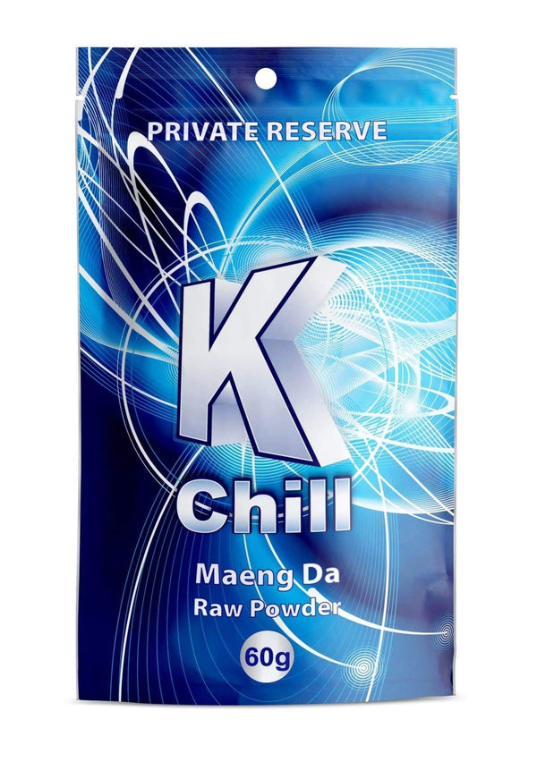 K-Chill Blue 60g Powder. Progressive Discounts Available! - KCD Store