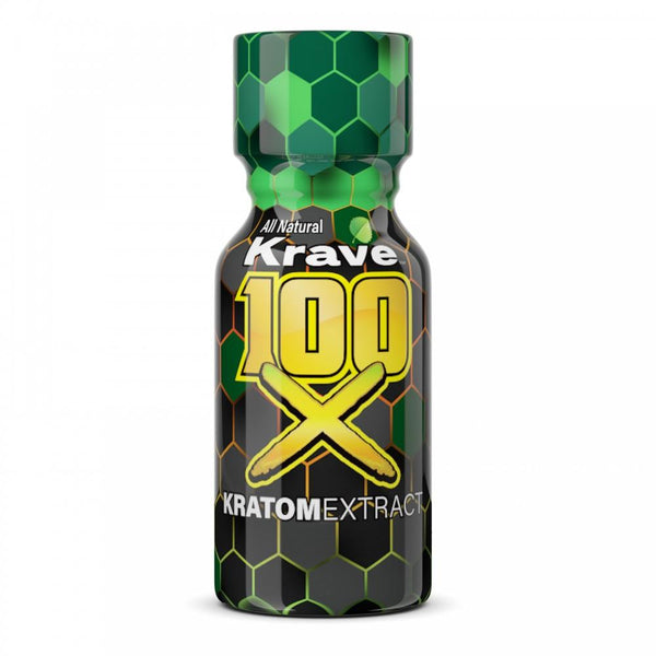 Krave 100x Extract Shots - Progressive Discounts Available - K-Chill Direct