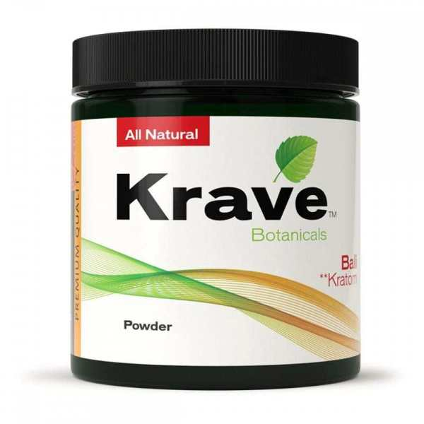Krave Bali Powder 250g - Progressive Discounts Available - K-Chill Direct