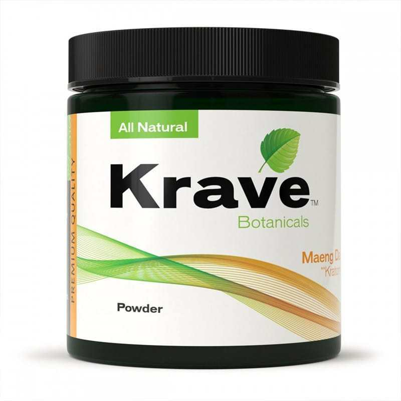 Krave Maeng Da Powder 250g - Progressive Discounts Available - K-Chill Direct