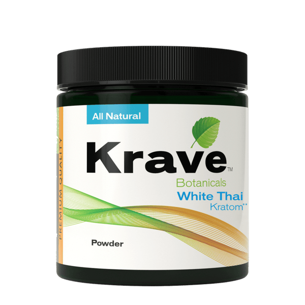 Krave White Thai Powder 250g - Progressive Discounts Available - K-Chill Direct