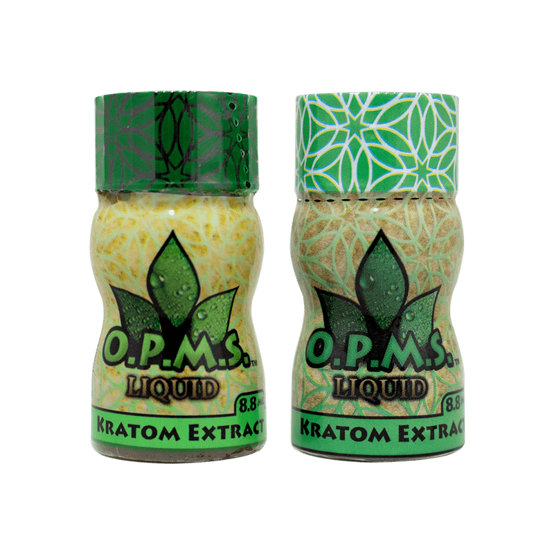 OPMS Liquid Kratom Shot. Progressive Discounts Available! - K-Chill Direct