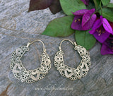 Intricate Statement Earrings