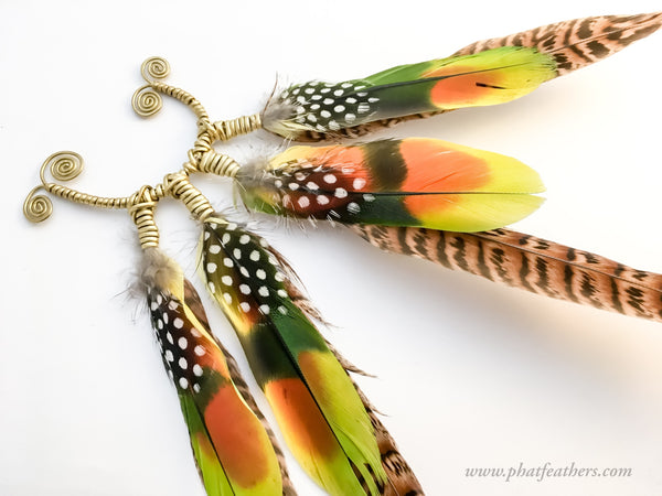 Feather Earcuff