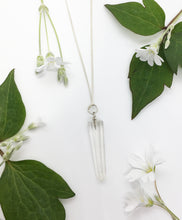 Load image into Gallery viewer, Choose Your Quartz Pendant