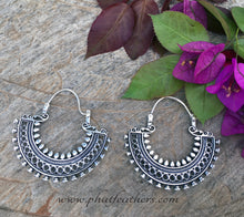 Load image into Gallery viewer, Mega Tribal Earrings