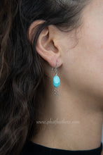 Load image into Gallery viewer, Amazonite Earrings