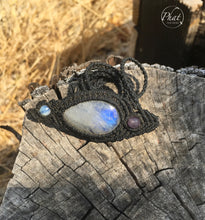 Load image into Gallery viewer, June Birthstone Moonstone Necklace