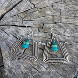 Potion Bottle Earrings