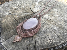 Load image into Gallery viewer, Rose Quartz Necklace
