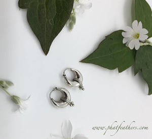 Everyday Silver Earrings