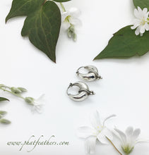 Load image into Gallery viewer, Everyday Silver Earrings