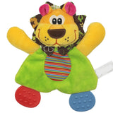 Cute Lion Toddler Soft Teether