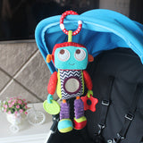 Cute Robot Soft Kids Plush Toys
