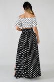 Dot on Dots Set - Style Envy Boutique