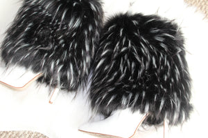Fur Boot Warmers
