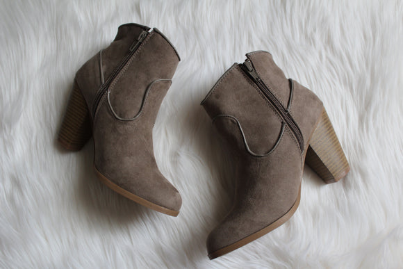Western Booties - Style Envy Boutique