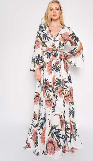 Kendra Maxi Dress - Style Envy Boutique
