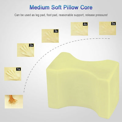 Resilience Memory Knee Pillow