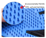 Pet Hair Grooming Brush Glove