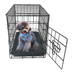 "20"" Pet Kennel Folding Crate"