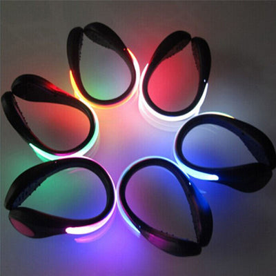 LED Luminous Safety Shoe Clip