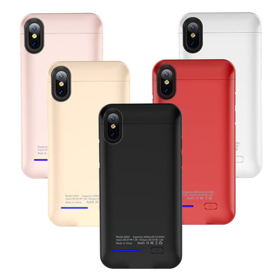 Exclusive - Magnetic iPhone X Battery Charger Case USA ONLY