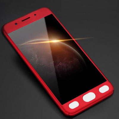 360 Ultra Thin Xiaomi Case + Tempered Glass