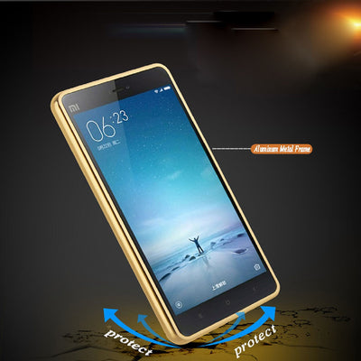 Xiaomi Luxury Mirror Case