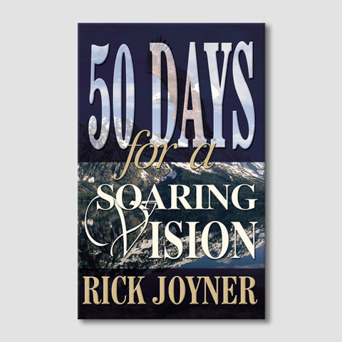 50 Days for a Soaring Vision