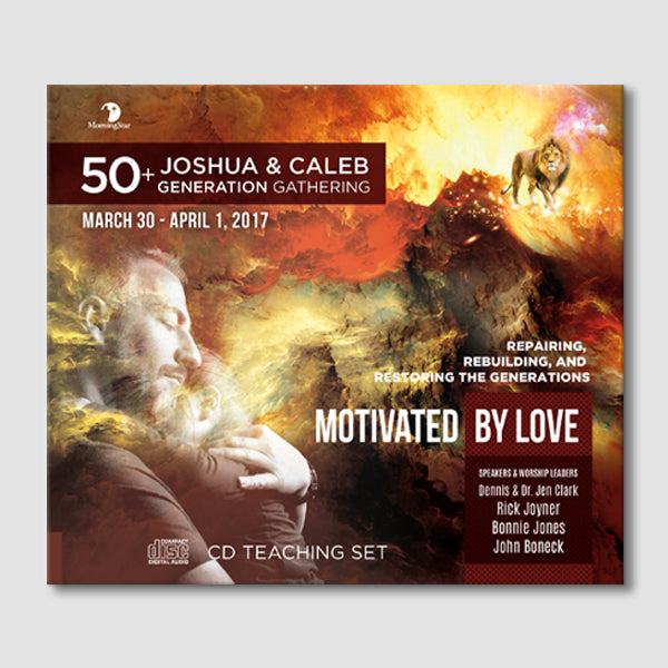 "2017 50+ Gathering ""Motivated by Love"""