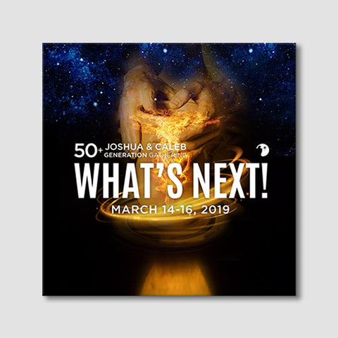 50+ Gathering 2019: What's Next!