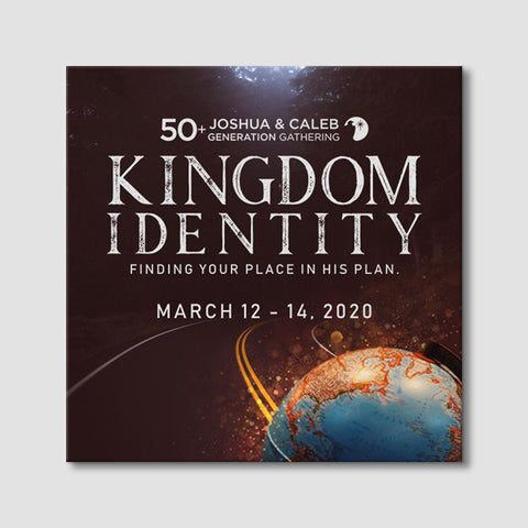 50+ Gathering 2020: Kingdom Identity