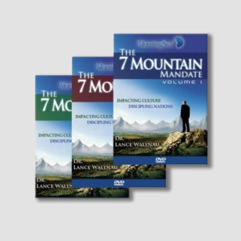 7 Mountain Mandate Bundle (Volumes 1-3)
