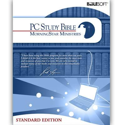 MorningStar PC Study Bible (Standard) MorningStar Ministries