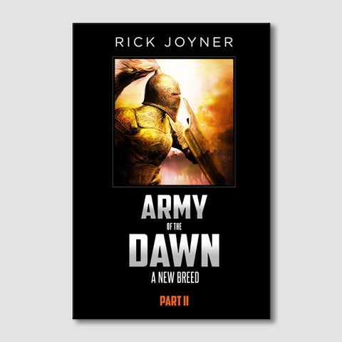 Army of the Dawn Part II: A New Breed