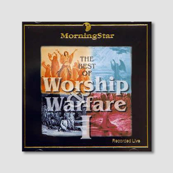 Best of Worship and Warfare - Volume 1