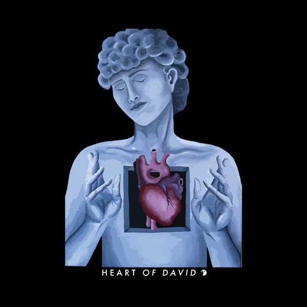 Special Edition Heart of David T-Shirt