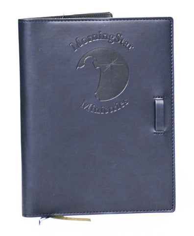 Leather Journal MorningStar Ministries