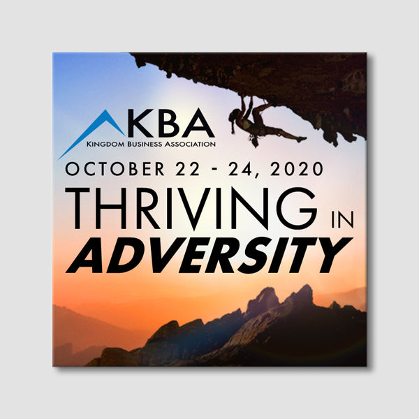 KBA 2020: Thriving in Adversity (Digital Download)
