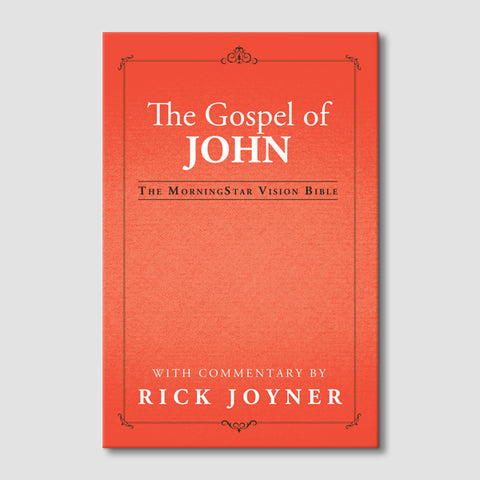 The Gospel of John (MorningStar Vision Bible)