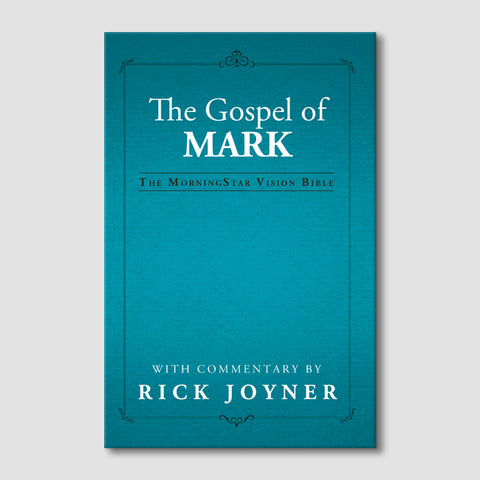 The Gospel of Mark (MorningStar Vision Bible)
