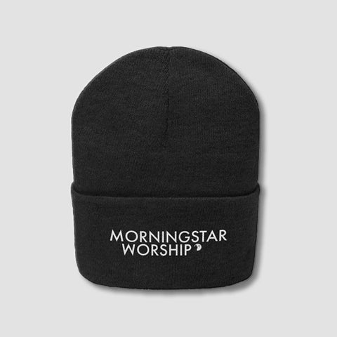 MorningStar Worship Beanie