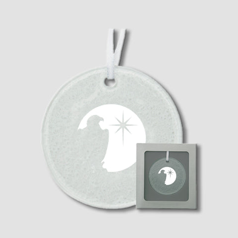 MorningStar Christmas Ornament