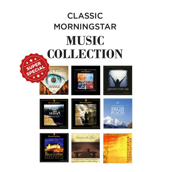 The MorningStar CD Library Builder