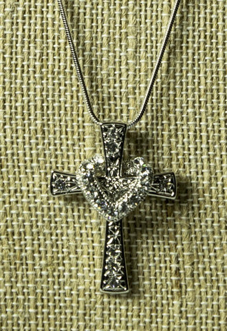 Beloved Cross Necklace MorningStar Ministries