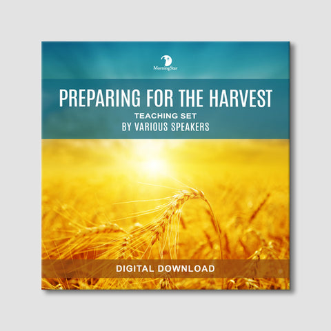 Preparing For The Harvest Teaching Set