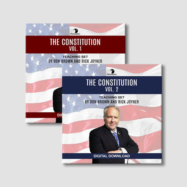 The Constitution, Vol. 1 & 2 Special