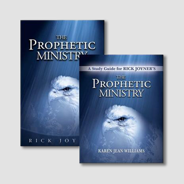 The Prophetic Ministry eBook